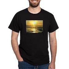 Sunset Cannon Beach T-Shirt