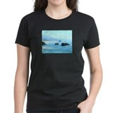 Oregon Coast Blue Tee
