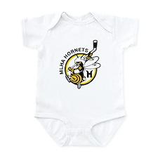 Hornets Infant Bodysuit