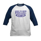 World's Best Sister Tee