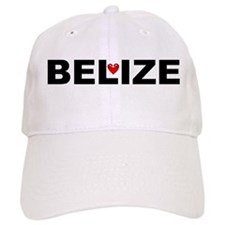 Love Belize Baseball Cap