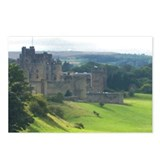 Alnwick Castle Postcards (Package of 8)