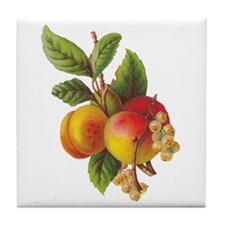 PEACHES-Tile Coaster