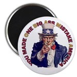 "You Made O B A M A 2.25"" Magnet (10 pack)"