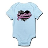 World's Coolest Sister Infant Bodysuit
