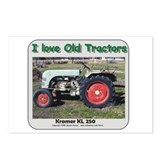 1940's Kramer KL250 Postcards (Package of 8)