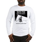Sartre Trek Long Sleeve T-Shirt