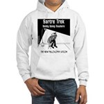 Sartre Trek Hooded Sweatshirt