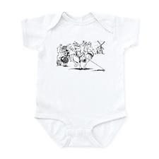Don Quixote Infant Bodysuit
