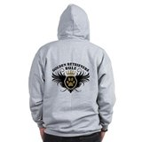 Golden Retrievers Rule Zip Hoody
