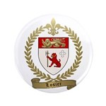 "LOSIER Family Crest 3.5"" Button"