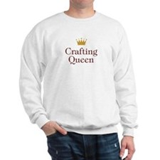 Crafting Queen Sweatshirt