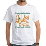 Lucky Bait White T-Shirt