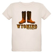 Wyoming: The Cowboy State T-Shirt
