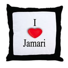 Jamari Throw Pillow