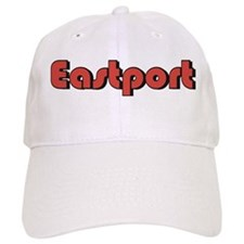 Eastport, Maine Baseball Cap