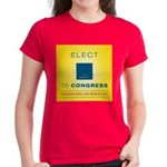 Elect Murray Hill Inc. Women's Color T-Shirt