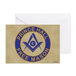 Prince Hall Mason Greeting Cards (Pk of 20)