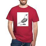 Turbiteen Pigeon Black T-Shirt