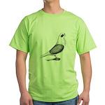 Turbiteen Pigeon Green T-Shirt