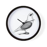 Turbiteen Pigeon Wall Clock