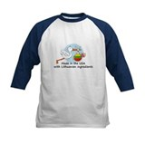 Stork Baby Lithuania USA Tee
