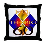 60 Throw Pillow