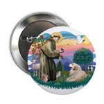 St. Fran #2/ Great Pyrenees (#2) 2.25