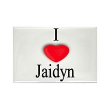 Jaidyn Rectangle Magnet (10 pack)