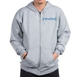 Newbie (Scrubs) Zip Hoody