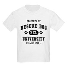 Property of Rescue Dog Univ. T-Shirt
