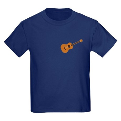 Ukulele Kids Dark T-Shirt