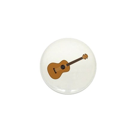 Ukulele Mini Button