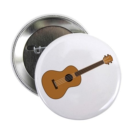 "Ukulele 2.25"" Button (10 pack)"