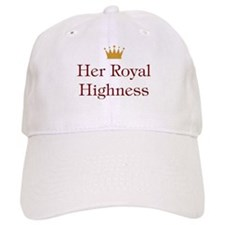 Her Royal Highness Baseball Cap