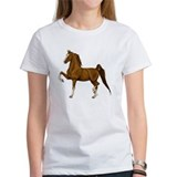 Cute Showing horses Tee