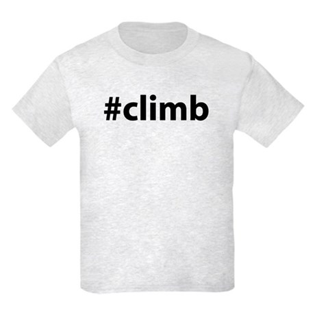 #climb Kids Light T-Shirt