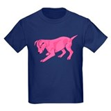 Pink Pup T