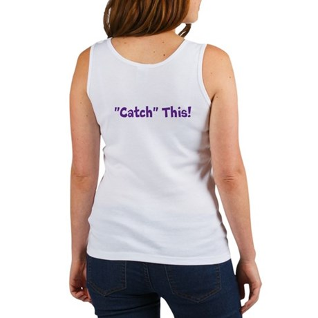 """Catcher/Catch This"" Women's Tank Top"