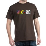 Commodore VIC-20 Black T-Shirt