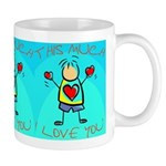 I Love You This Much (v3) Mug