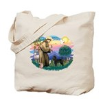 St Francis #2 / PWD (stand) Tote Bag