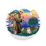 St Francis #2 / Pomeranian (#1) 3.5