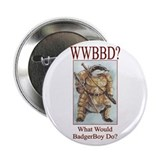 What Would BadgerBoy Do? button