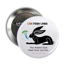 """Live from Limbo - 2.25"""" Button"""