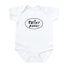 Toller POWER Infant Bodysuit