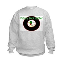 FUTURE DUCK HUNTER Sweatshirt