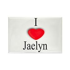 Jaelyn Rectangle Magnet