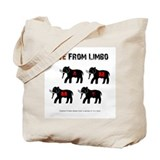 Cute Limbo Tote Bag