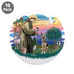 St. Fran #2/ German Shepherd (P) 3.5